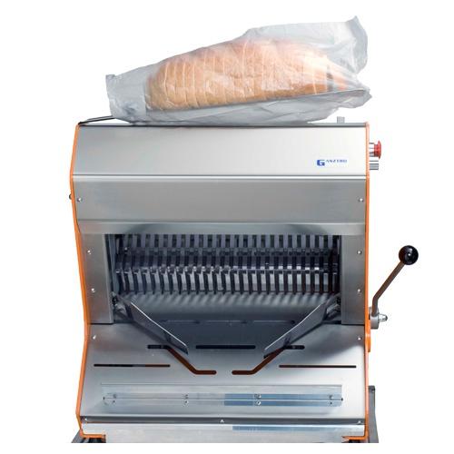 Krájač chleba - pilkový - 130 chlebovh KSZA-15215