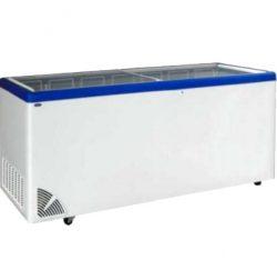 Mraziaca truhlica - presklená - 650 l | ARO-700