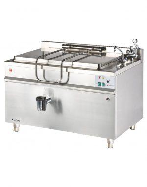 Plynový varný kotol - hranatý duplikátor | KG-300