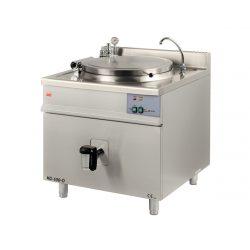 Plynový varný kotol - okrúhly duplikátor | KG-100-O