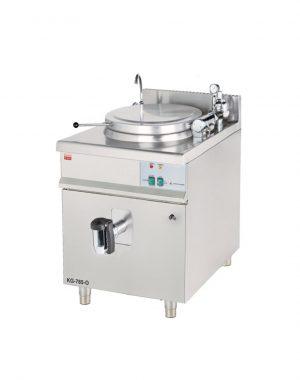 Plynový varný kotol - okrúhly duplikátor | KG-785-O