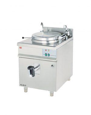 Plynový varný kotol - okrúhly duplikátor | KG-85-O