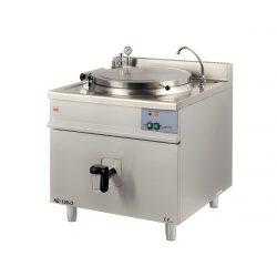 Plynový varný kotol - okrúhly duplikátor KG-150-O
