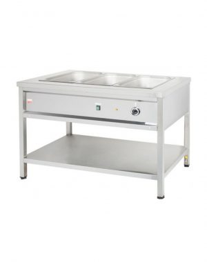 Výdajný ohrievací stôl - RVOSE12