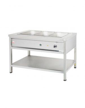 Výdajný ohrievací stôl - RVOSE12/4