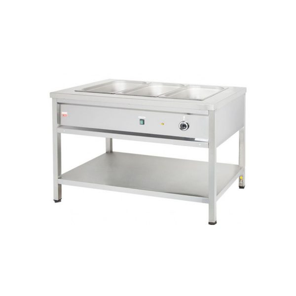 Výdajný ohrievací stôl - 3,4 kW | RVOSE12