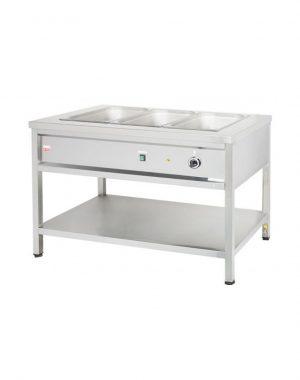 Výdajný ohrievací stôl - 4,3 kW | RVOSE15