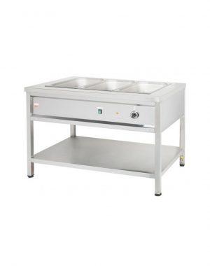 Výdajný ohrievací stôl - 3xGN1/1 | VOSE12/M