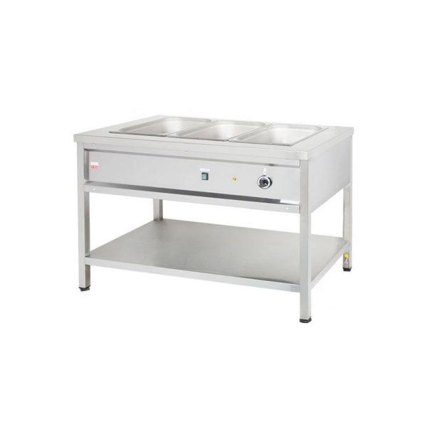 Výdajný ohrievací stôl - 1,4 kW | VOSE12/Z