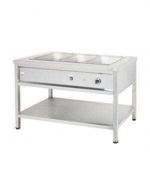 Výdajný ohrievací stôl - VOSE12/ZD