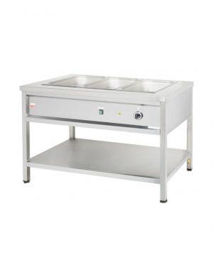 Výdajný ohrievací stôl - 4xGN1/1 | VOSE15/M