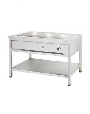 Výdajný ohrievací stôl - 1,8 kW | VOSE15/Z