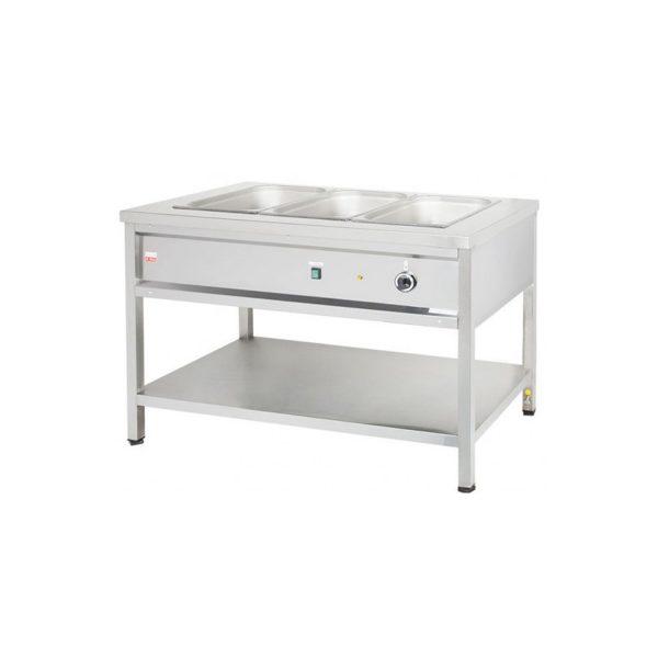 Výdajný ohrievací stôl - 4xGN1/1 | VOSE15/ZD