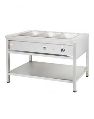 Výdajný ohrievací stôl - VOSE8