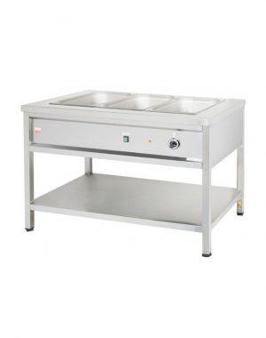 Výdajný ohrievací stôl - 2xGN1/1 | VOSE8/Z