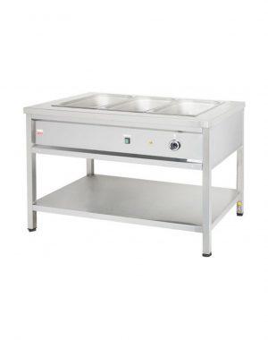 Výdajný ohrievací stôl - VOSE8/ZD