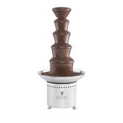 Čokoládová fontána - 6 kg - 5 poschodí | RCCF-65W4