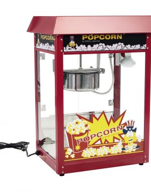 Stroj na popcorn - 1495 W | RCPS-14