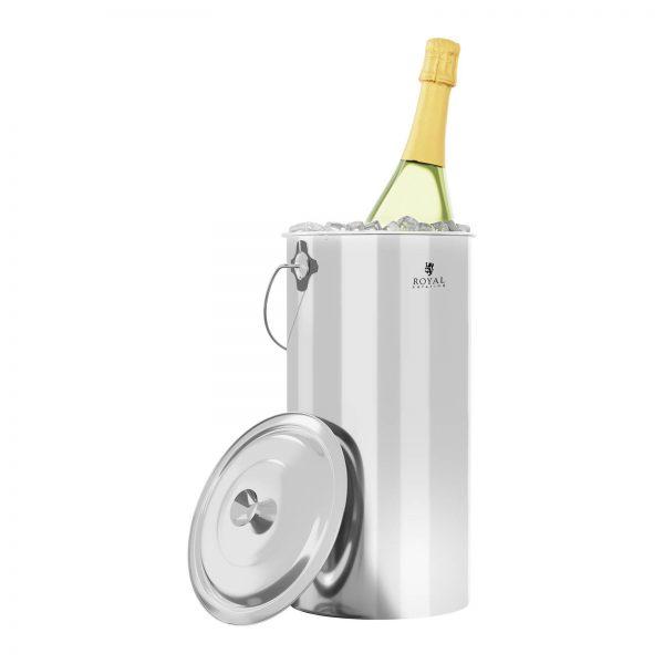 Chladiaca nádoba na víno - 12 l - veko | RCEE-12L