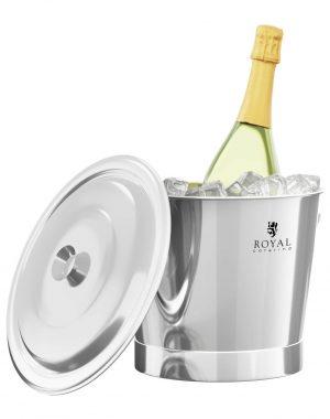 Chladiaca nádoba na víno - 8 l - veko | RCEE-8LC