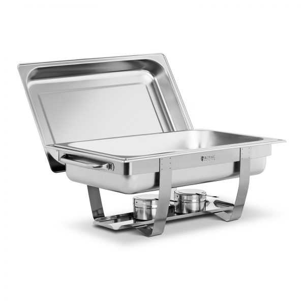 Chafing dish - GN 1/1 - 8 l | RCDB-1/1P-65