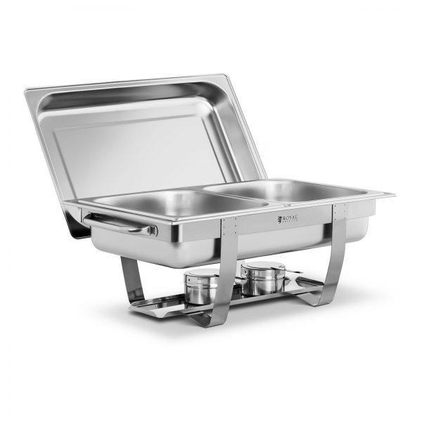 Chafing dish - GN 1/2 - 11 l   RCDB-1/2P-100
