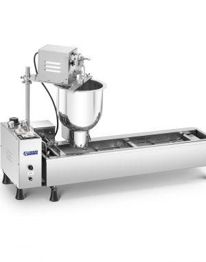 Automatický stroj na šišky - Stroj na donuty - 6 l - 3000 W | model: RCDM-3K
