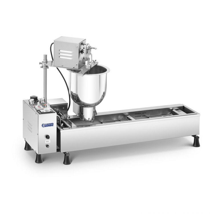 Automatický stroj na šišky - Stroj na donuty - 6 l - 3000 W   model: RCDM-3K