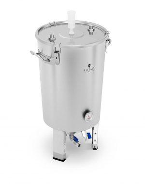 Fermentačná nádoba - 30 l - zabudovaná chladiaca špirála | RCBM-45CFC
