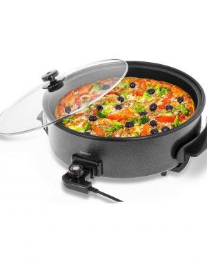 Elektrická panvica na pizzu - 1400 W | BCPP 40-9