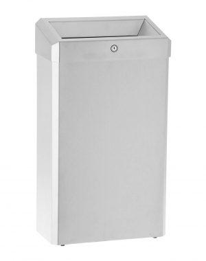 Nerezový odpadkový kôš na zámok 27 litrov | Merida KSM101 10290013-1.jpg