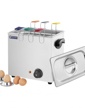 Varič vajec - na 6 vajec - 2600 W | RCEB 6T