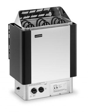 Elektrická pec do sauny - 4.5 kW - gombíky | UNI_SAUNA_S4.5KW