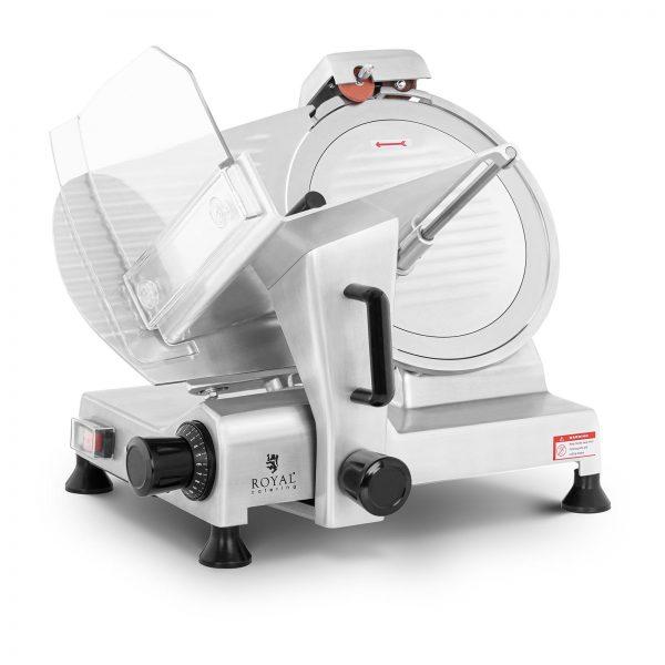 Nárezový stroj 300 mm - Krájač mäsa 300 mm - až 15 mm | model: RCAM-300B