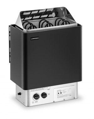 Pec do sauny - 4.5 kW - gombíky | UNI_SAUNA_B4.5KW