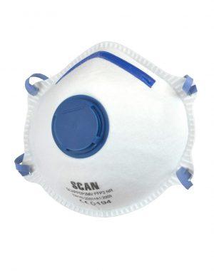 Univerzálne ochranné rúško - respirátor FFP2