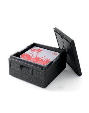 Termobox na pizzu 5x40cm | Hendi 707135