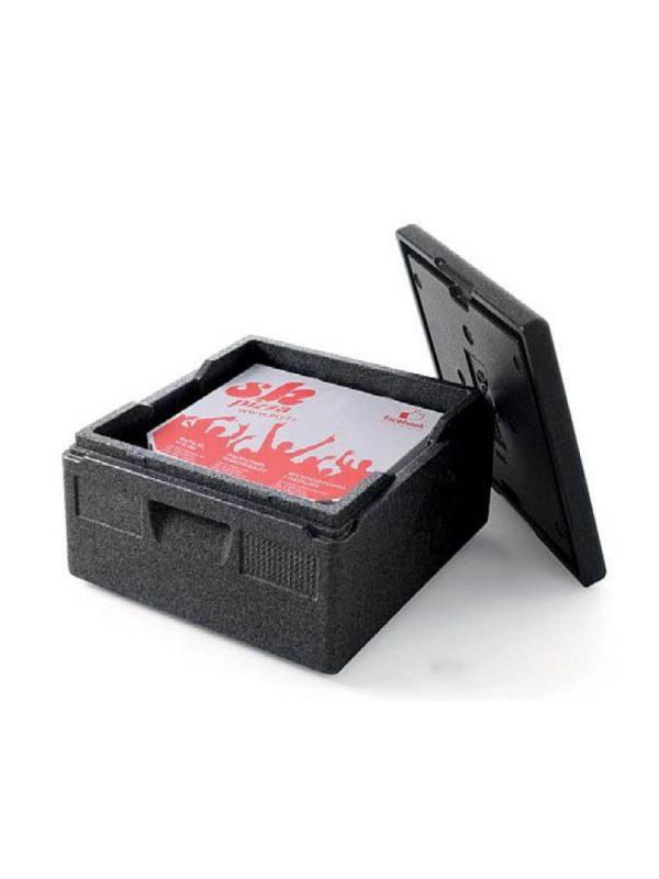 Termobox na pizzu 3x50cm | Hendi 707142