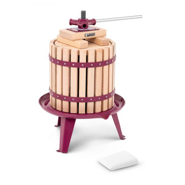 Lis na ovocie - 12 l - drevený | RCWP-12LW