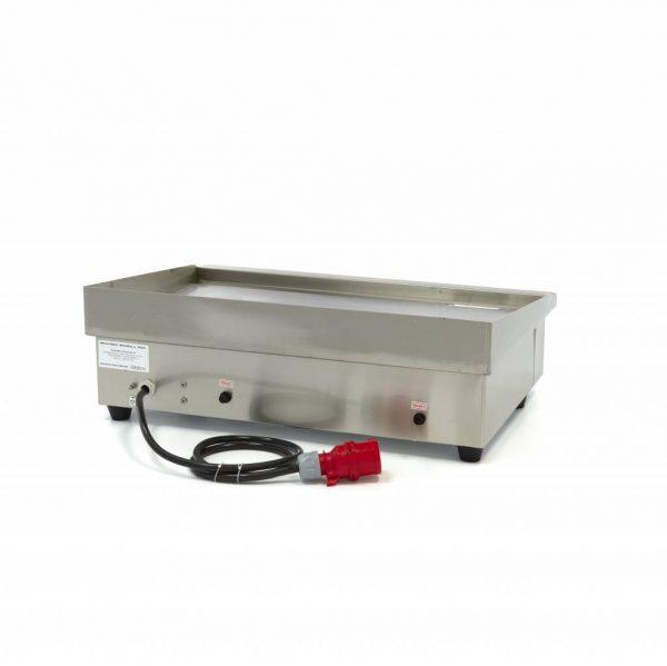 Elektrická grilovacia doska - 73cm - 4,4kW - hladká | MAXIMA BIG 09300075 - 4