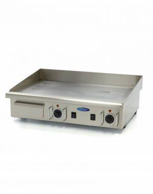 Elektrická grilovacia doska - 73cm - 4,4kW - hladká | MAXIMA BIG 09300075