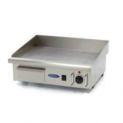 Elektrická grilovacia doska - 55cm - 3kW - hladká | MAXIMA 09300065
