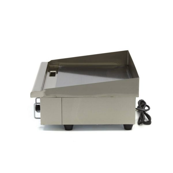 Elektrická grilovacia doska - 55cm - 3kW - hladká | MAXIMA 09300065 - 3