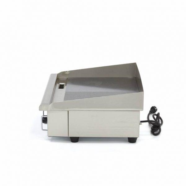 Elektrická grilovacia doska - 55cm - 3kW - hladká ryhovaná | MAXIMA 09300072 - 3