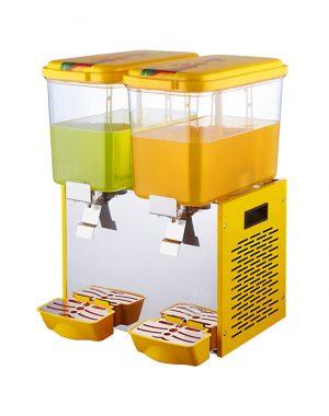 Dávkovač chladených nápojov - 2x18 l | HKN-LSJ18Lx2