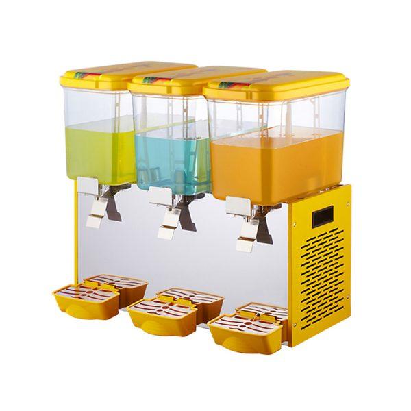 Dávkovač chladených nápojov - 3x18 l | HKN-LSJ18Lx3