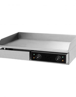 Elektrická grilovacia platňa - hladká - 73 cm | Hurakan HKN-PSL730