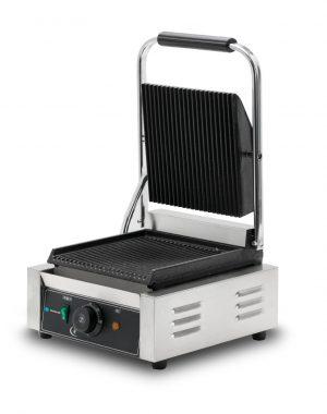 Kontaktný gril - ryhovaný - 1800 W | HKN-PE22R