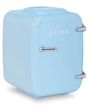 Mini chladnička - 4 l - modrá | BCMF-4L-LB