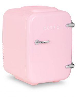 Mini chladnička - 4 l - ružová | BCMF-4L-LP